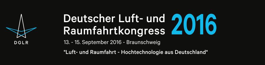 65. deutsche Luft- und Raumfahrtkongress (DGLR)